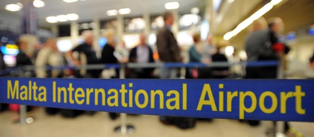 падение числа пассажиров из Германии и Франции