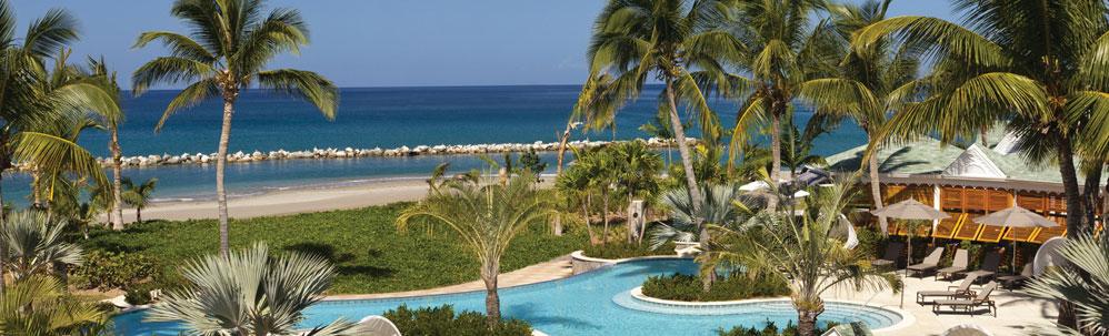 пляжный отдых Невис