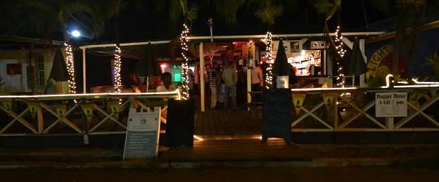 Пабы, винные бары и рестораны Антигуа