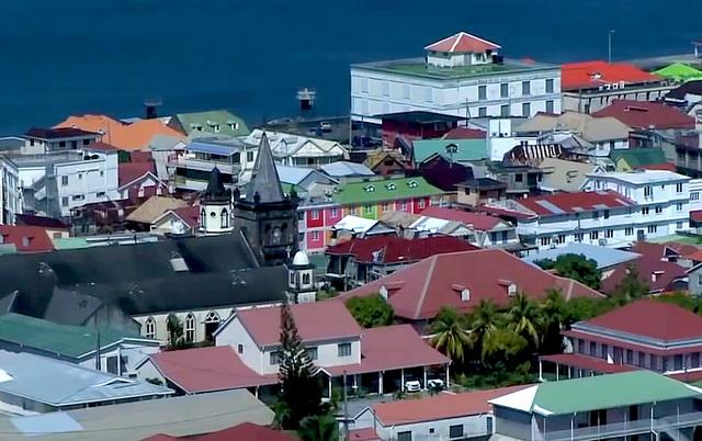 Оффшорная компания в Доминике со счетом в Белизе в банке Caye International Bank Limited