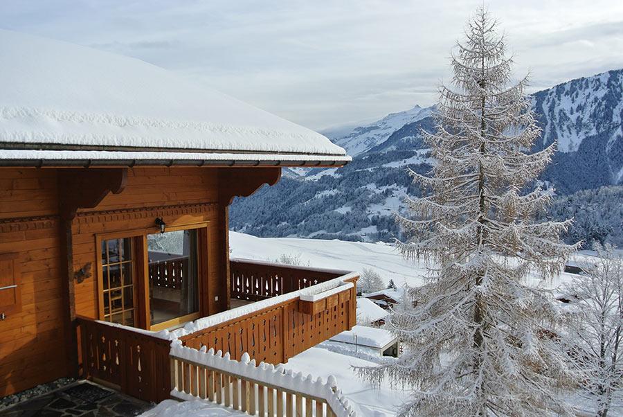Дом мечты – Швейцария