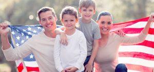 В США бедной считается семья с доходом менее 75 000$ в год