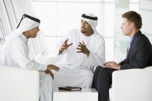 Правила этикета в ОАЭ