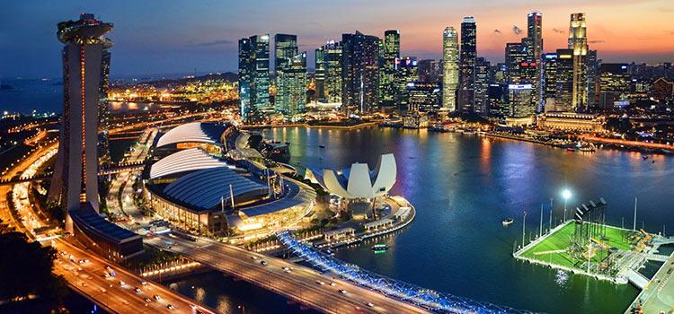 Incorporation-Singapore