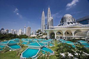 Новая цель Сингапура - стать региональным исламским финансовым центром