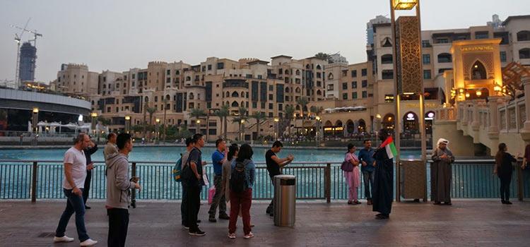 Уровень заработной платы в ОАЭ