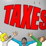Налоговым уклонистам не скрыться от налоговой США и Великобритании