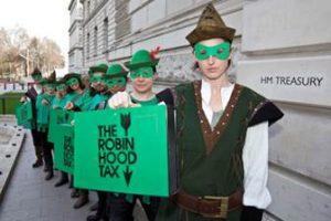 Налог Робин Гуда: в чем смысл и идея?