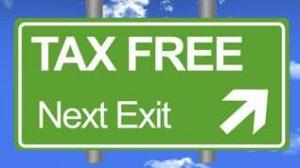 5 стран без подоходного налога