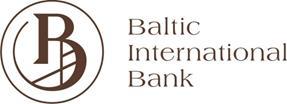 Компания в Доминике со счетом в Латвии в Baltic International Bank