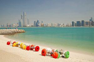 Уровень безопасности в ОАЭ