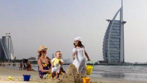 Переезд семьи в ОАЭ