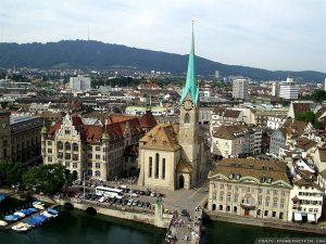 Швейцария ужесточает меры борьбы с отмыванием денег