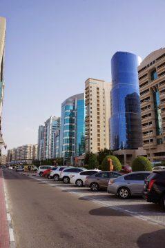 Стоимость бензина в Арабских Эмиратах