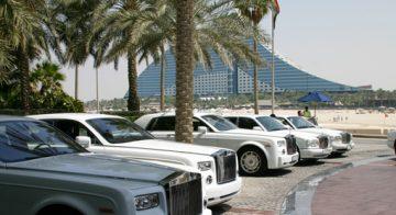 Как оформить приобретенный автомобиль в ОАЭ