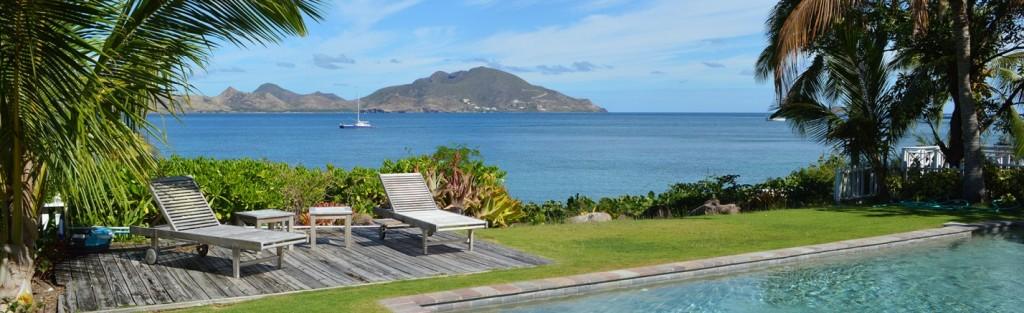 курорт в Сент-Китс и Невис