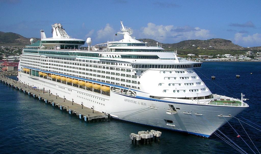 лайнер в Сент-Китс и Невис