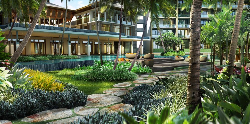 Koi Resort and Residences