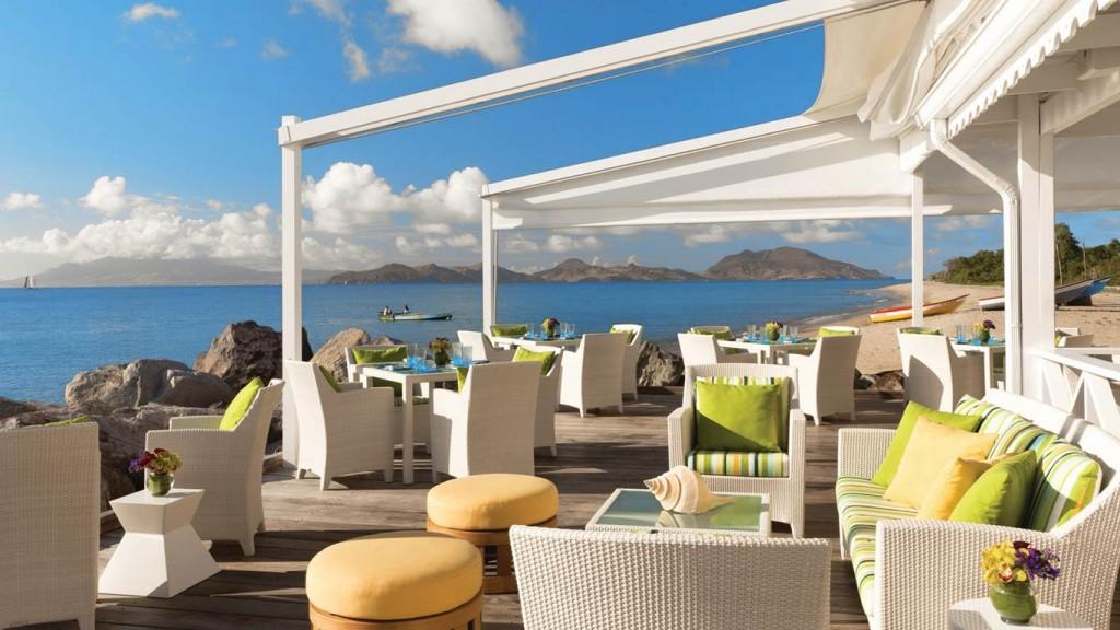 курорт Four Seasons Resort Estates Nevis