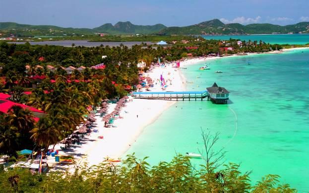 Diсkenson Bay для инвесторов во второе гражданство Антигуа
