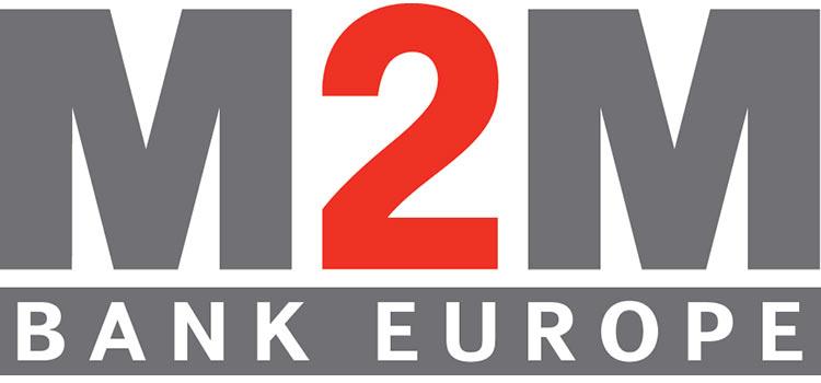 Счет в латвийском Bank M2M Europe