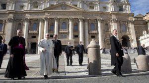 Банк Ватикана впервые проведёт официальный аудит