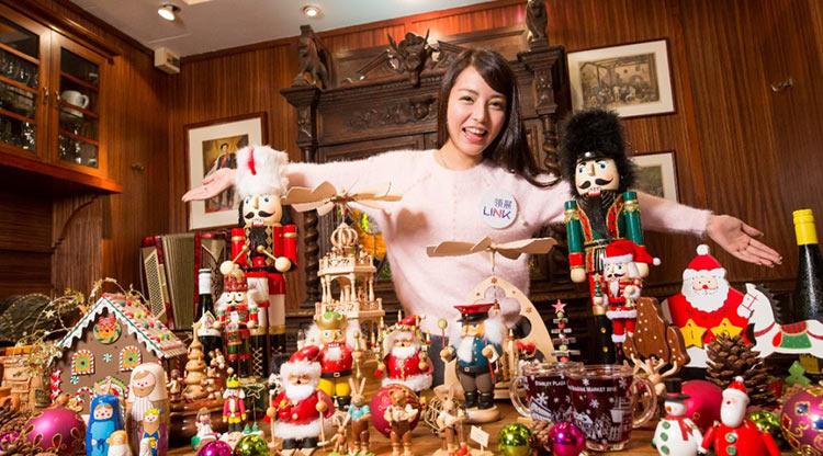 Рождественские базары и ярмарки в Гонконге