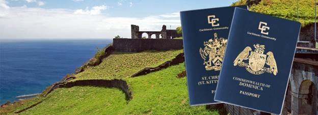 программы экономического гражданства Сент-Китс и Невис