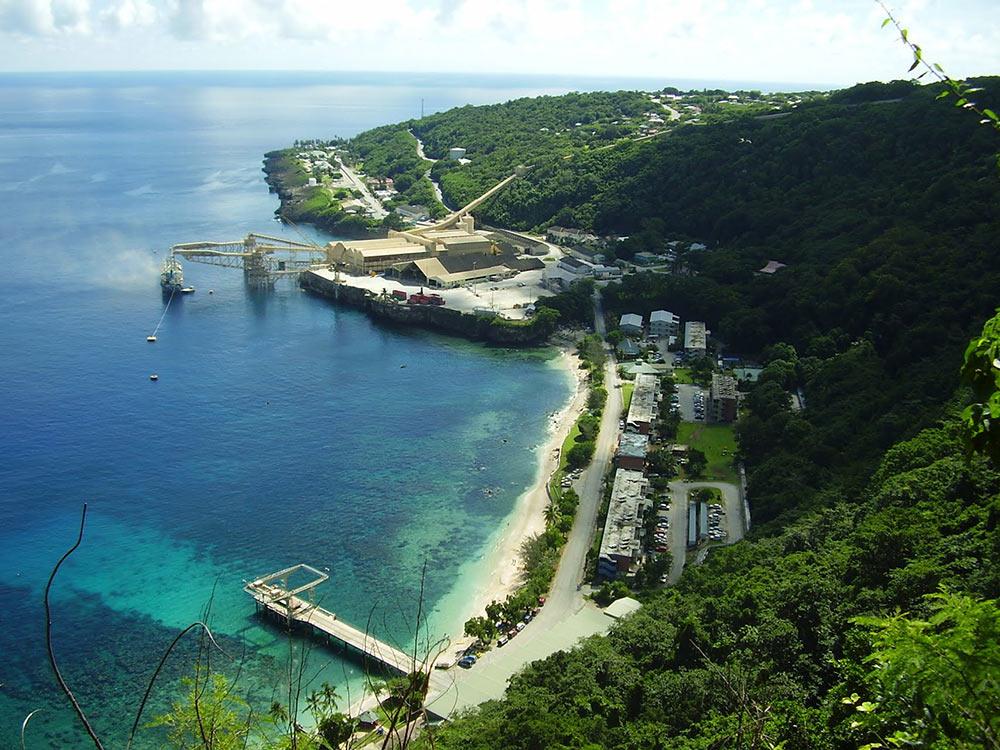 Жизнь без забот на Острове Рождества