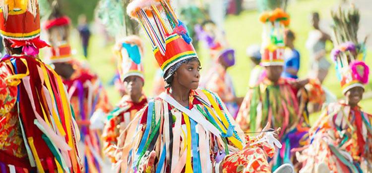 карнавал на Сент-Китс и Невис