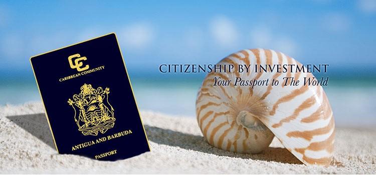 второе гражданство Антигуа и Барбуды за инвестиции