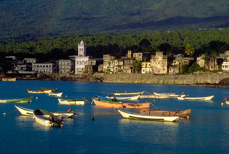 Оффшор Коморские острова