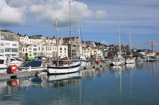 Tax haven Guernsey