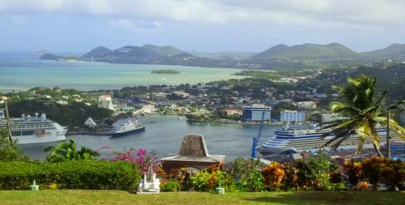 получить второе гражданство Сент-Люсии за инвестиции в туризм