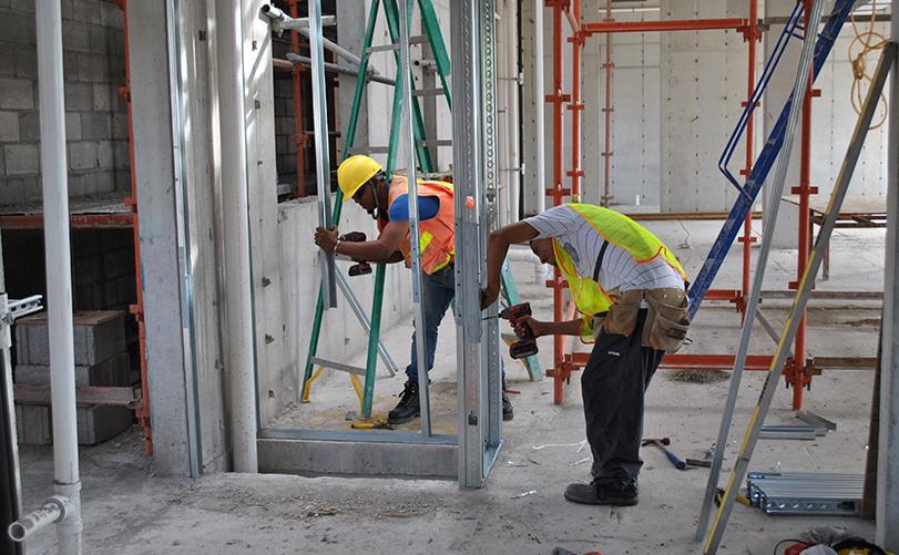 строительство Park Hyatt St Kitts
