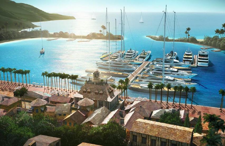 Получить второй паспорт недорого вместе с недвижимостью на Карибах
