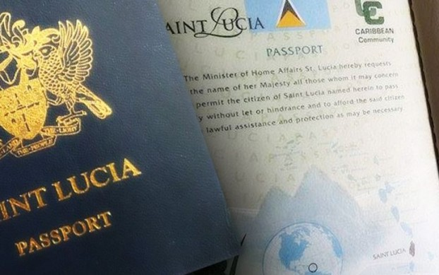 второе гражданство Сент-Люсии за инвестиции в туризм