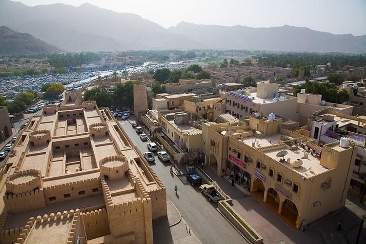 Оффшор Оман