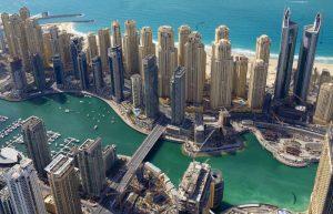 United Arab Emirates - Urbanism - Dubai Marina