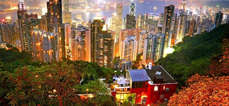 новый рекорд InvestHK в Гонконге