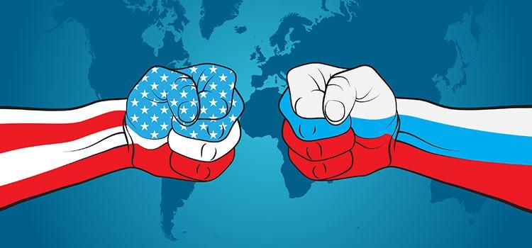 Война долларом США против России