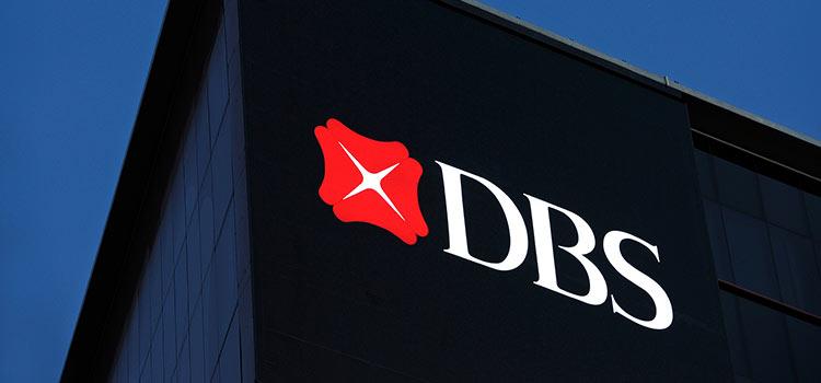 Прибыль сингапурского DBS