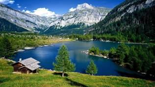 Швейцарская пенсионка