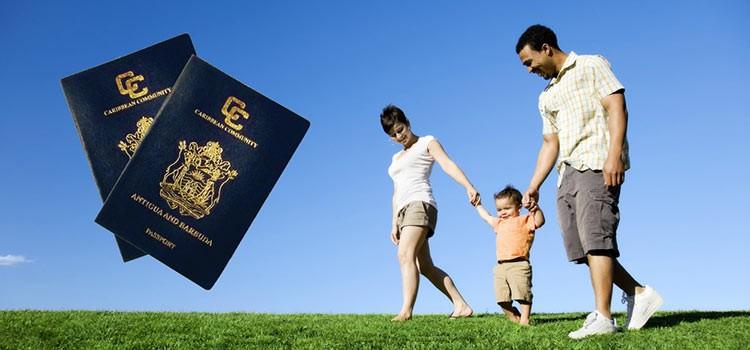 купить второе гражданство Антигуа и Барбуды