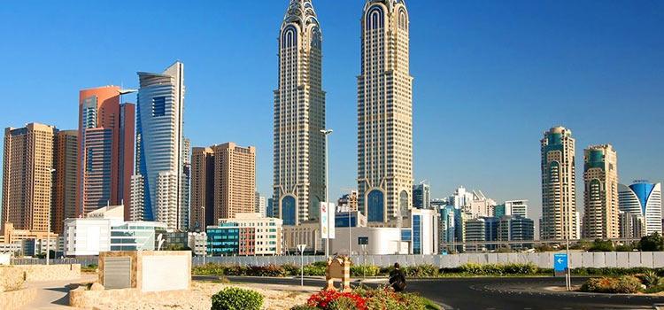 иммиграции в Дубай