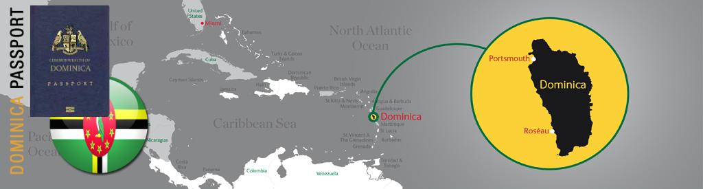 гражданство за инвестиции в Доминике