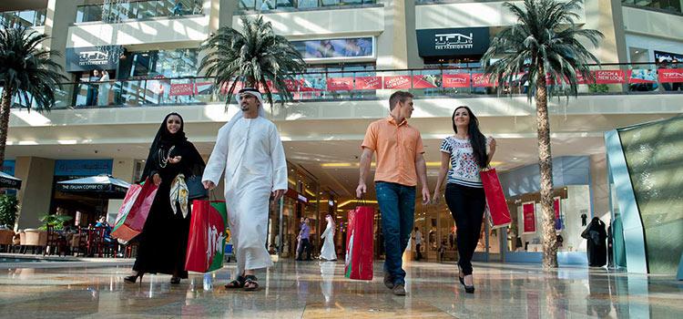 Магазины и шоппинг в ОАЭ