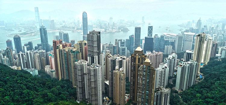 Зарегистрировать компанию в Гонконге онлайн из Азербайджана