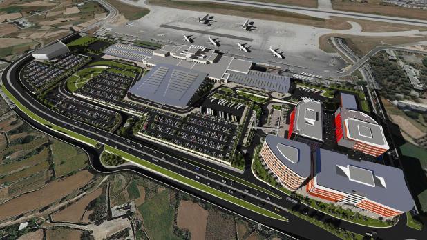 администрация Международного аэропорта Мальты