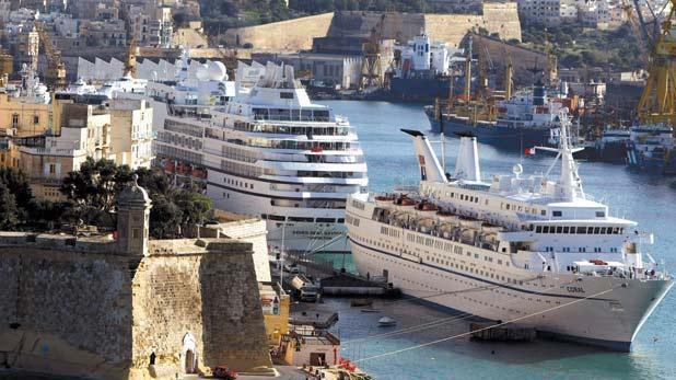 мальтийские порты